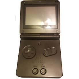 GAMEBOY ADVANCE SP ONYX BLACK