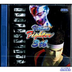 VIRTUA FIGHTER 3TB DREAMCAST