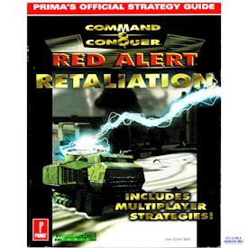COMMAND AND CONQUER RED ALERT RETALIATION PRIMAS OFFICIAL STRATEGY GUIDE