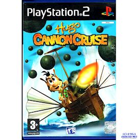 HUGO CANNON CRUISE PS2