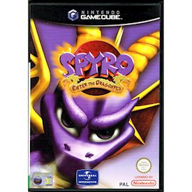 SPYRO ENTER THE DRAGONFLY GAMECUBE