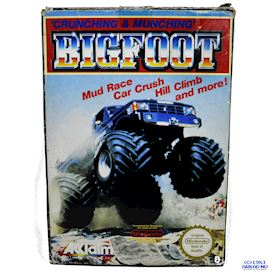 BIGFOOT NES SCN