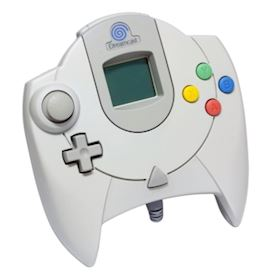 CONTROLLER DREAMCAST NY