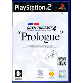 GRAN TURISMO 4 PROLOGUE PS2