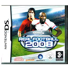 REAL FOOTBALL 2008 DS