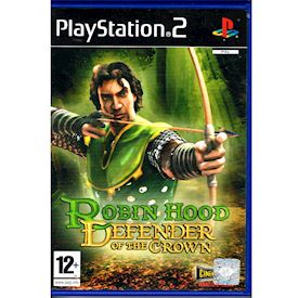 ROBIN HOOD DEFENDER OF THE CROWN PS2
