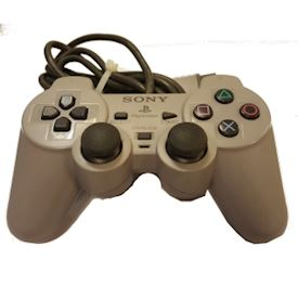 HANDKONTROLL PLAYSTATION 1 ORIGINAL