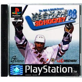 WAYNE GRETZKYS 3D HOCKEY 98 PS1