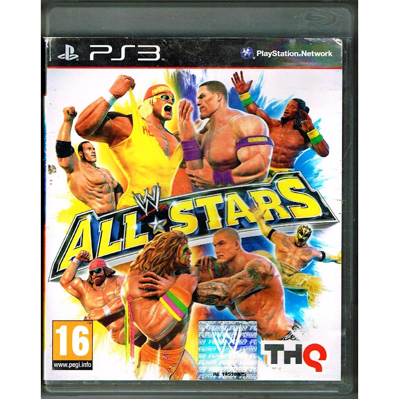262c38bbd14a WWE ALL STARS PS3 - Have you played a classic today