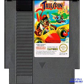 TALE SPIN NES SCN