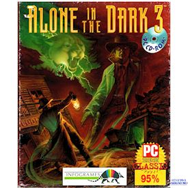ALONE IN THE DARK 3 PC BIGBOX