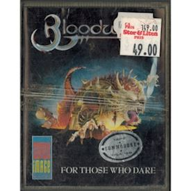 BLOODWYCH C64 TAPE
