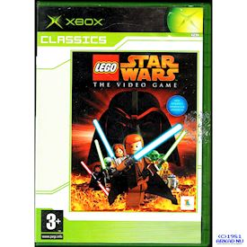 LEGO STAR WARS THE VIDEOGAME XBOX