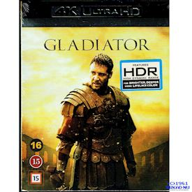 GLADIATOR 4K ULTRA HD + BLU-RAY