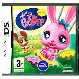 LITTLEST PET SHOP GARDEN DS