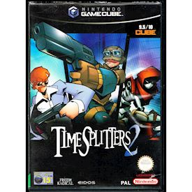 TIME SPLITTERS 2 GAMECUBE