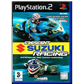CRESCENT SUZUKI RACING PS2
