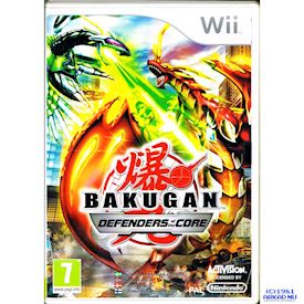 BAKUGAN DEFENDERS OF THE CORE WII