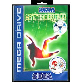 STRIKER MEGADRIVE