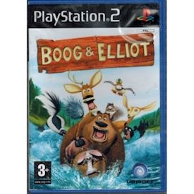 BOOG AND ELLIOT PS2