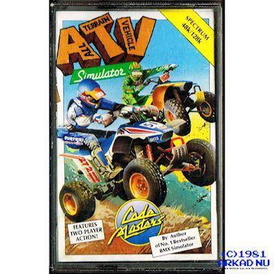 ATV SIMULATOR ZX SPECTRUM