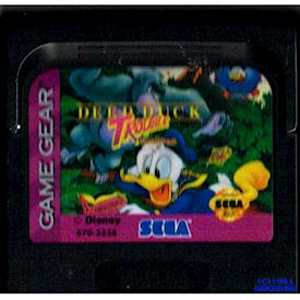 DEEP DUCK TROUBLE STARRING DONALD DUCK GAME GEAR