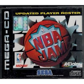 NBA JAM MEGA-CD