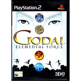 GODAI ELEMENTAL FORCE PS2