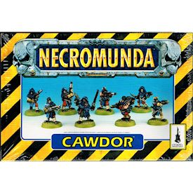 CAWDOR NECROMUNDA GAMES WORKSHOP 1995