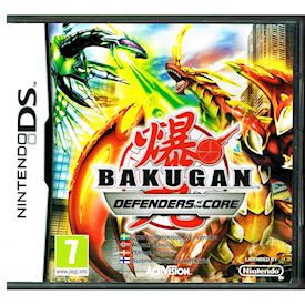 BAKUGAN DEFENDERS OF THE CORE DS