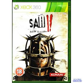 SAW II FLESH & BLOOD XBOX 360