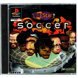 ALL STAR SOCCER PS1