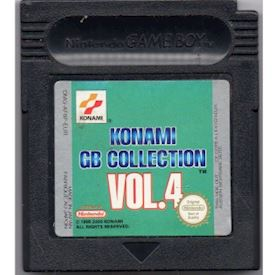 KONAMI GB COLLECTION VOL 4 GAMEBOY