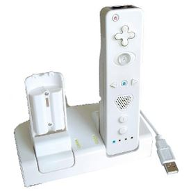 PLAYFECT WIIMOTE POWER CHARGER WII