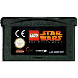 LEGO STAR WARS THE VIDEO GAME GBA