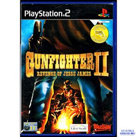 GUNFIGHTER II REVENGE OF JESSE JAMES PS2