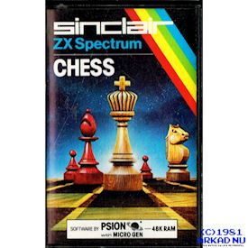 CHESS ZX SPECTRUM