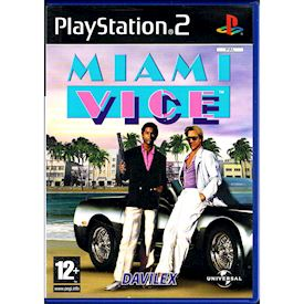 MIAMI VICE PS2