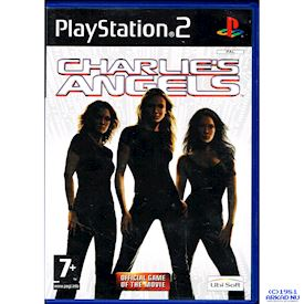 CHARLIES ANGELS PS2