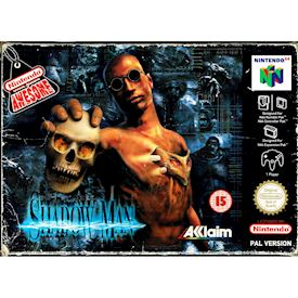SHADOW MAN N64