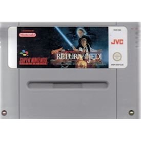 SUPER STAR WARS RETURN OF THE JEDI SNES
