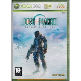 LOST PLANET EXTREME CONDITIONS XBOX 360