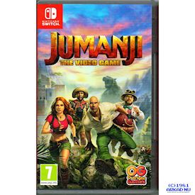 JUMANJI SWITCH