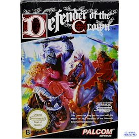 DEFENDER OF THE CROWN NES SCN