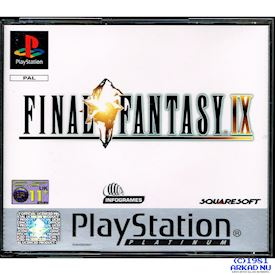 FINAL FANTASY IX PS1