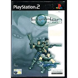 HIDDEN INVASION PS2