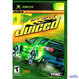 JUICED XBOX NTSC