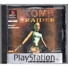 TOMB RAIDER PS1 FRANSKT