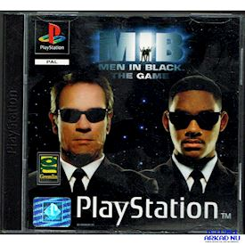 MIB MEN IN BLACK PS1