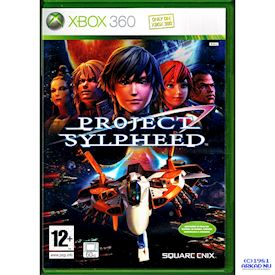 PROJECT SYLPHEED XBOX 360
